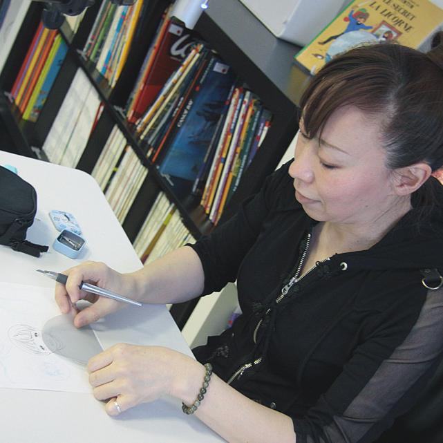 Манга – это искусство или ремесло? Интервью с Юри Такаги (Япония)