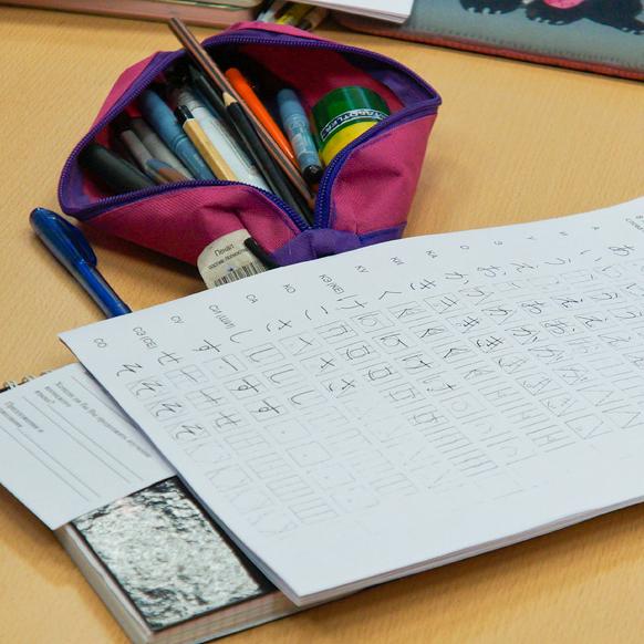 Итоги курса японского языка