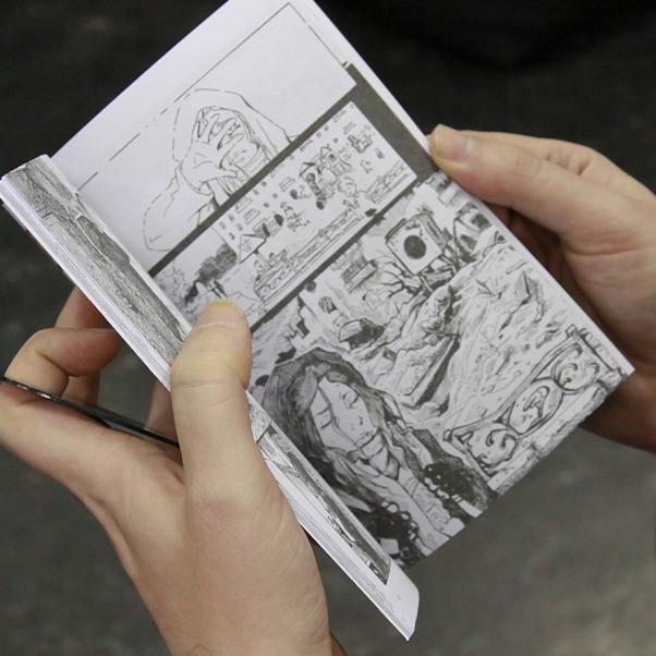 Мастер-класс «Моя первая история для печати»